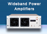 wideband power amplifiers